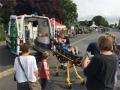 Krankenwagen besichtigen