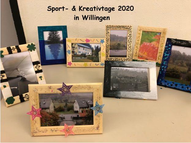 Sport- und Kreativtage 2020
